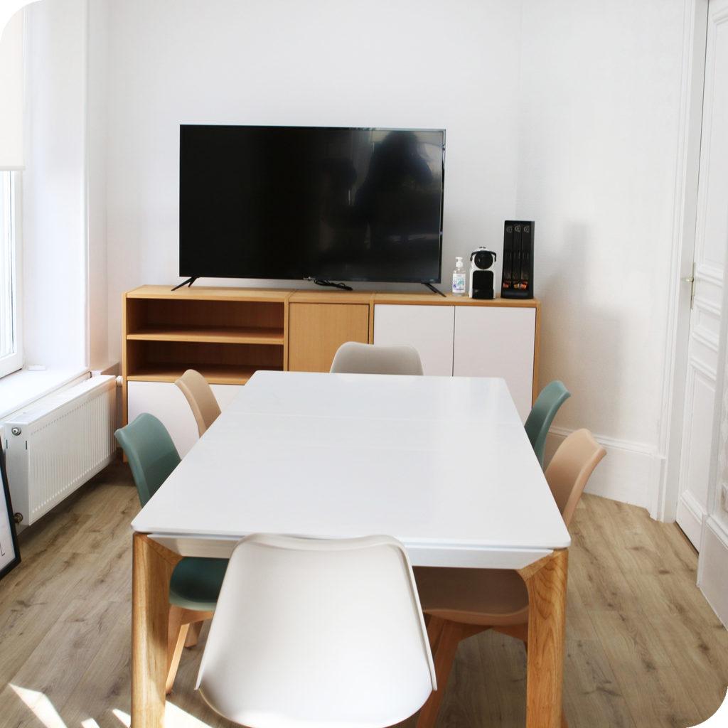 Location de bureaux partagés à Remiremont
